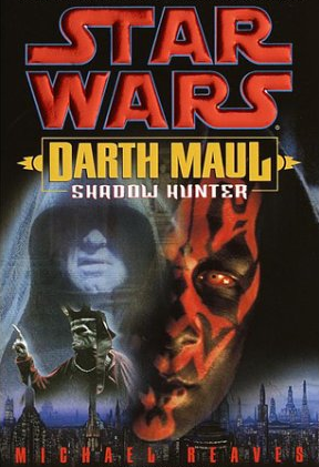 DARTH MAUL: SHADOW HUNTER cover